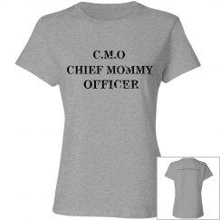 C.M.O Baby Tee