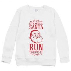 Santa Run Youth 5K