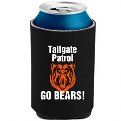 Bears Tailgating Patrol