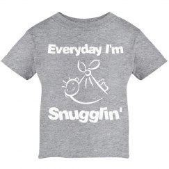 Everyday I'm Snugglin