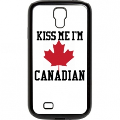 Kiss Me I'm Canadian SG4 Case