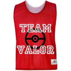 Pokemon Go Team Valor Jersey