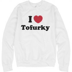 I Heart Tofurkey