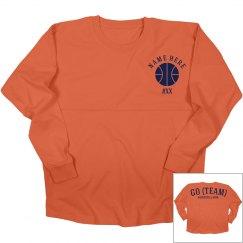 Basketball Fan Mom