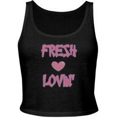 Fresh Lovin' Crop Top