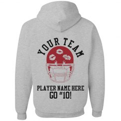 Your Team Spirit Hoody
