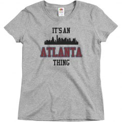 It's an atlanta thing