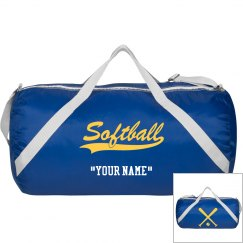 Softball bag