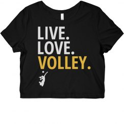 Live, Love, Volleyball