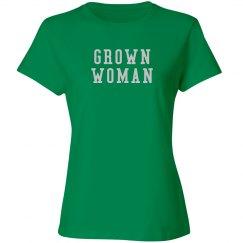 Grown Woman- Kelly