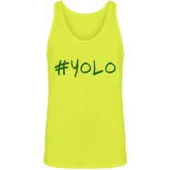 Hashtag YOLO
