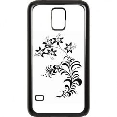 Floral I Galaxy S5 Case