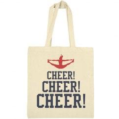 Cheer Cheer Cheer Bag