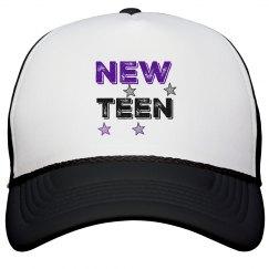 New Teenager Cap