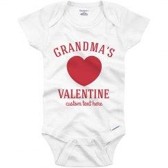 Grandma's Little Valentine