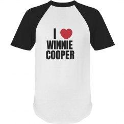I Love Winnie Cooper