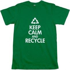 Keep Calm & Recycle