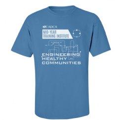 2017 MYTI Mens T-shirt - Columbia Blue