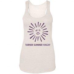 Turner Summer Vacation