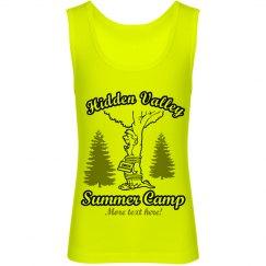Custom Summer Camp Tanks