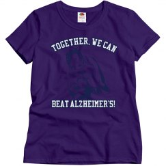 We Can Beat Alzheimer's