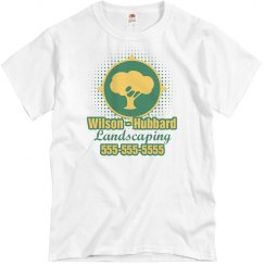 Tree Logo Business Shirt
