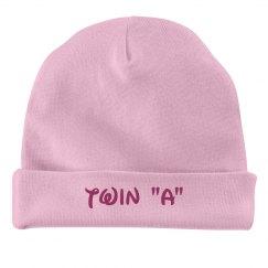 Twin A Infant Hat