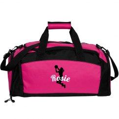 Rosie Basketball Bag