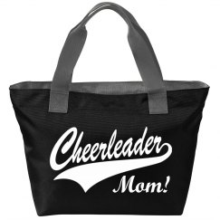 Bold Cheer Logo Cheer Mom Bag
