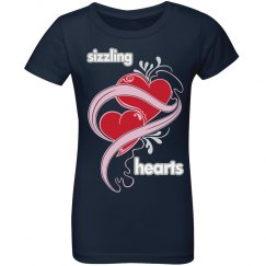 sizzling hearts