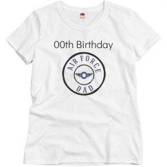 Custom birthday shirt