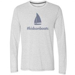 kidsonboats, long, white