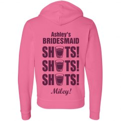 Bridesmaid Miley