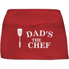 Dad's The Chef Apron