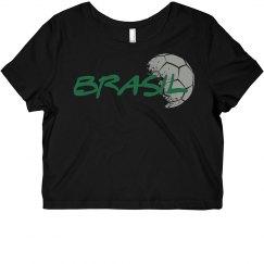 Brasil Soccer Fan