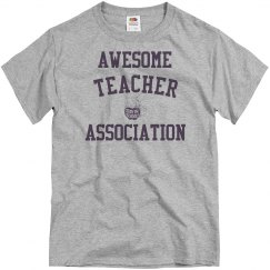 Awesome teacher assoc