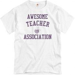 Awesome teacher assoc