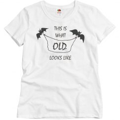 This is what old looks