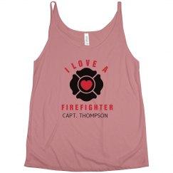 Love A Firefighter