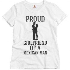 Proud Mexican Girlfriend