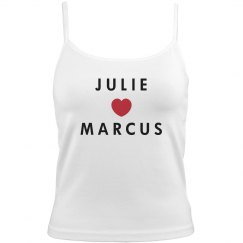 Julie Loves Marcus