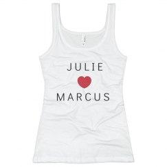 Julie Loves Marcus