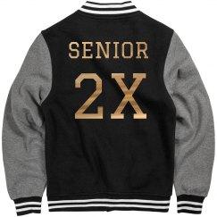 Metallic Senior Jacket 2017