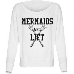 Mermaids who Lift Dolman