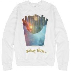 Galaxy Fries Sweatshirt