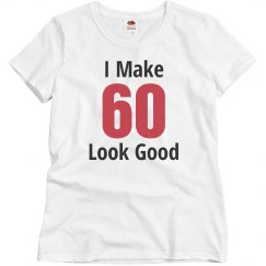 I make 60 look good
