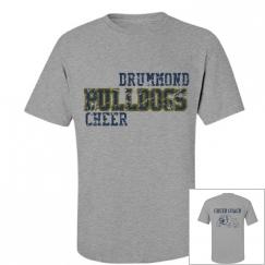 Cheer tshirt