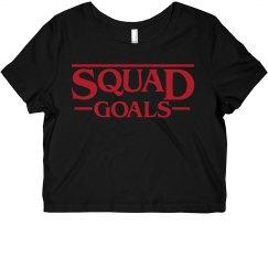 Stranger Squad Goals Crop