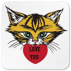 Tiger Love Mug