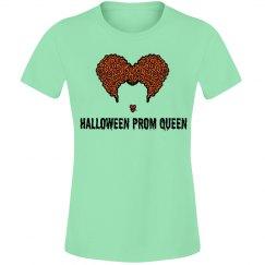 Halloween Prom Queen Tshirt